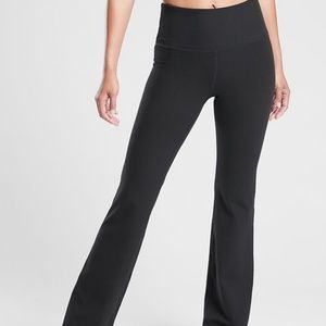 Lululemon black flair legging groove pants